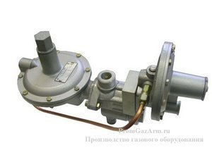 Регуляторы давления газа РДГК-10, РДГК-10М
