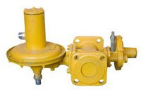 Регулятор газа РДНК-32