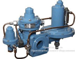 Регулятор давления газа РДСК-50/400, РДСК-50/400Б, РДСК-50/400М, РДСК-50БМ
