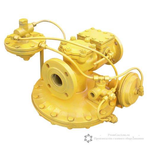 регуляторы давления газа РДГ фото