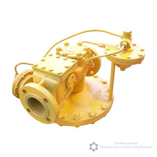 Регуляторы давления газа РДГ-25-Н(В), РДГ-50-Н(В), РДГ-80-Н(В)