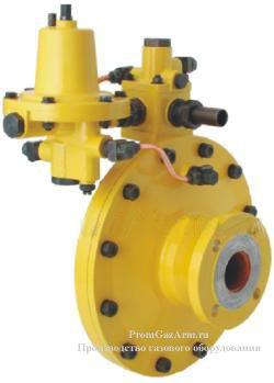 Регуляторы давления газа РДП-50Н(В), РДП-100Н(В), РДП-200Н(В)