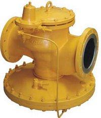 Регуляторы давления газа РДУК-200