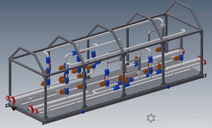 Системы измерения количества нефти СИКН