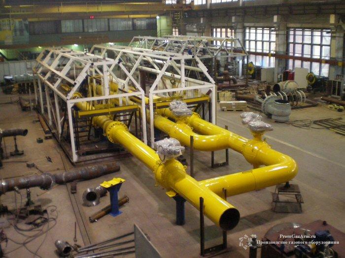 Системы измерения количества газа СИКГ