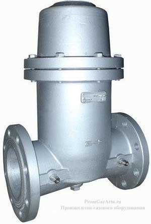 Фильтры газа ФГ-50, ФГ-80, ФГ-100