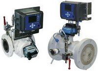 Узел учета газа на базе электронного корректора объема газа SEVC-D (Corus)