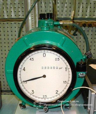 Счётчик газа барабанный ГСБ-400, ГСБ-400М
