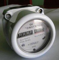 Счетчики газа бытовые ротационного типа ОМЕГА