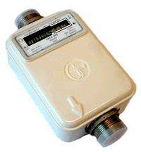 Счетчики газа УБСГ 001 G6, УБСГ 001 G10, УБСГ 002 G16, УБСГ 001 G25