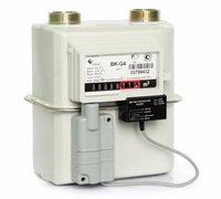 Счётчики газа ВК-G1,6; ВК-G2,5; ВК-G4, ВК-G4Т Elster