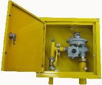 ПУРДГ-10 пункт учета и редуцирования газа с регулятором RF10, FE10