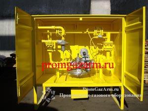 Газорегуляторные пункты шкафные ГРПШ-16-1Н-У1, ГРПШ-16-1В-У1