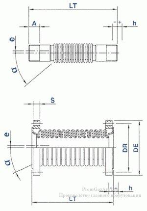 Схема GA-GAF
