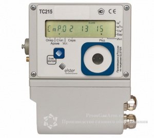 Корректор объема газа ТС-215