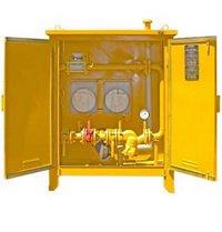 Пункты учета расхода газа ПУРГ-100, ПУРГ-200, ПУРГ-400, ПУРГ-800, ПУРГ-1000