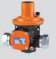 Одноступенчатый пружинный регулятор давления газа HP-100 Pietro Fiorentini