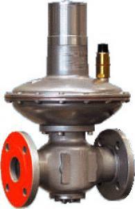 Регулятор давления газа DIVAL