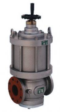 Регулирующие клапаны VLM–SINCROFLUX Pietro Fiorentini