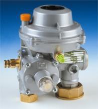 Двухступенчатый регулятор давления газа FE Pietro Fiorentini