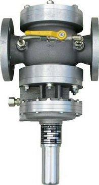Предохранительно-запорный клапан MEDENUS S100