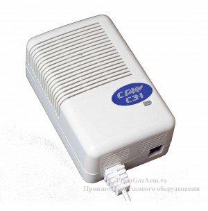 Сигнализатор загазованности природным газом бытовой СЗ-1-Б
