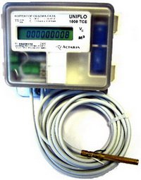 Электронный корректор объема газа по температуре UNIFLO-1000-TCE
