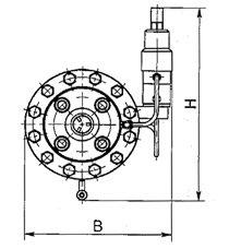 Общий вид и габаритные размеры РДУ Схема2