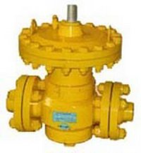 Регулятор давления газа прямого действия РД-М-100/150