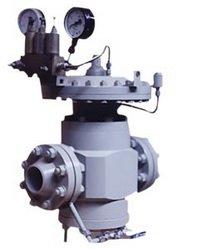 Регуляторы давления газа магистральные РДМ, РДМ-150/300-К01, РДМ-80/200-К04, РДМ-50/150-К04