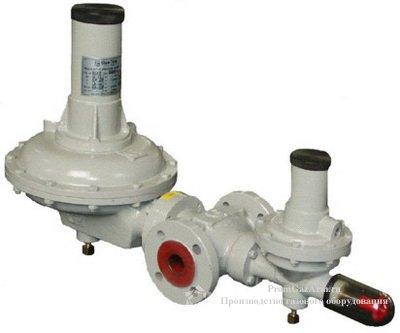 Регулятор давления газа 122-BV GasTeh