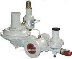 Регулятор давления газа 131-BV GasTeh