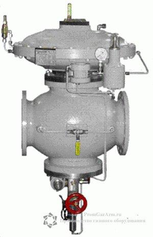 Регулятор давления газа 139-BV GasTeh