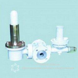 Регулятор низкого давления газа 125BV (GasTeh)