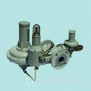 Регулятор давления газа 133-BV GasTeh