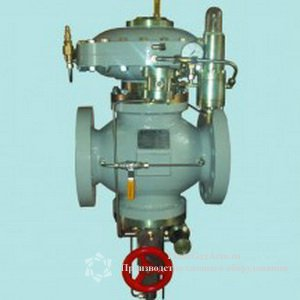 Регулятор давления газа 149-BV GasTeh