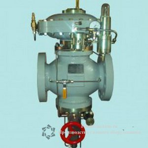 Регулятор давления газа 143-BV GasTeh