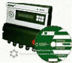 Электронный корректор объема газа СПГ-742, СПГ-741