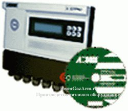 Электронный корректор объема газа СПГ-762, СПГ-762.1, СПГ-762.2