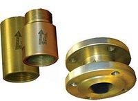 Клапан запорный термочувствительный УЗТГ