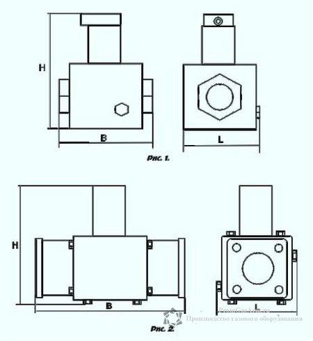Схема КЭГ-9720 НЗ