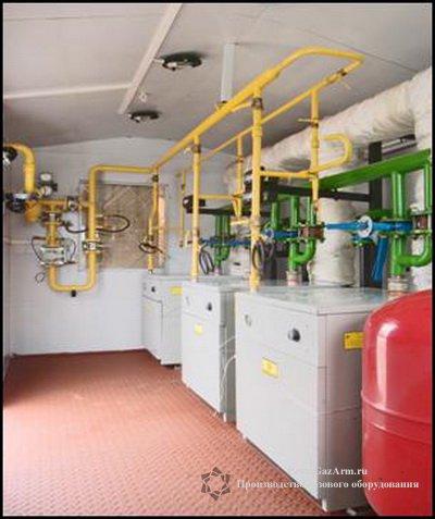 редуктор давления газа и регулятор давления