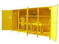 Шкафные узлы учета расхода газа ШПУРГ