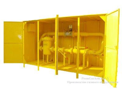 ШПУРГ шкафной узел учета расхода газа