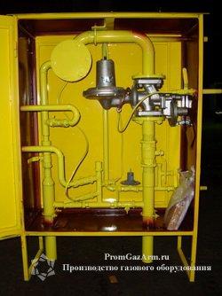 ГРПШ-400 регулятор давления газа РДНК-400