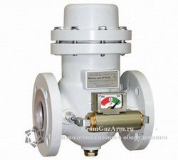 Фильтры газа ФГ16-50, ФГ16-50-В, ФГ16-80, ФГ16-80-В, ФГ16-100, ФГ16-100-В
