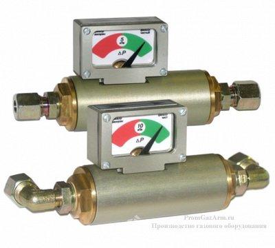 Индикатор перепада давления ИПД, ИПД16-5, ИПД16-10