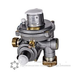 Регуляторы давления газа РДГБ-10, РДГБ-25