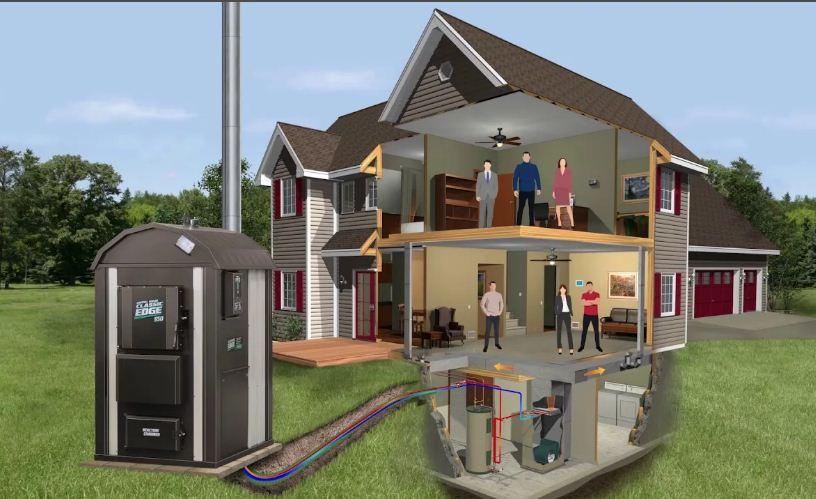 Создание проекта котельной для загородного дома
