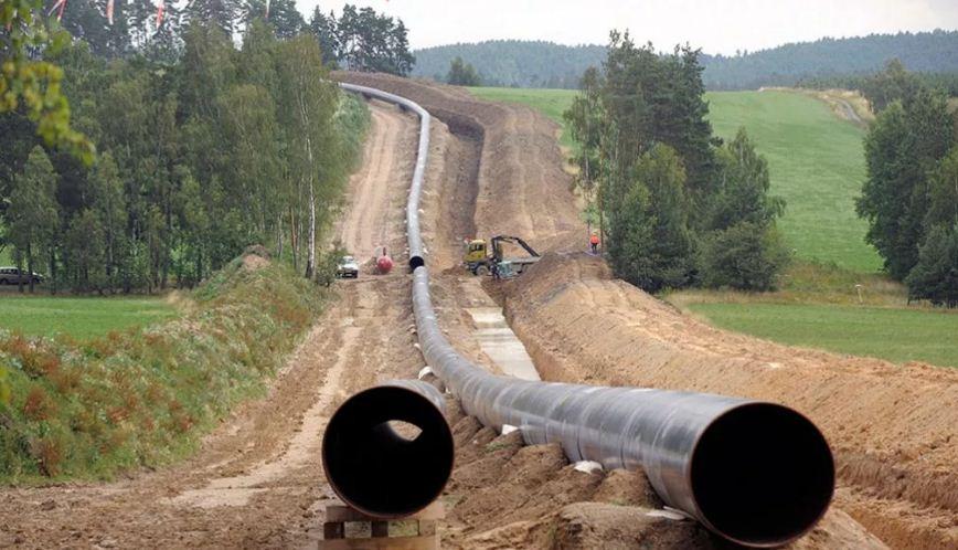 Строительство подземных газопроводов